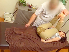 Massage voyeur Japanese massage